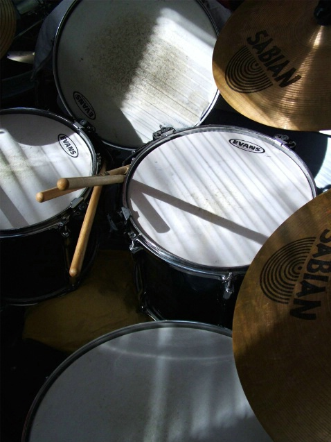 My Son's Drums