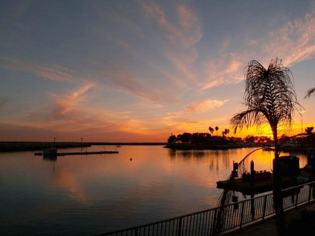 DP  Harbor Sunset