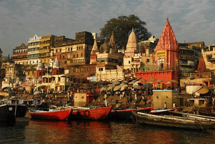 Varanasi, The Ghats.