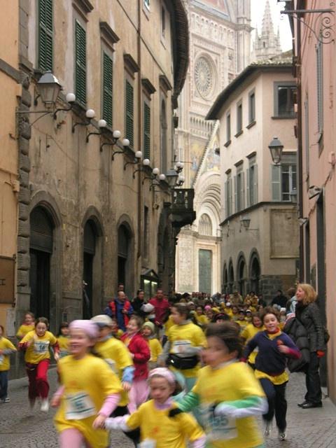 Race at Orvieto