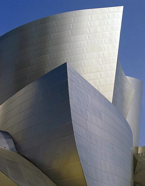 Disney Hall - Los Angeles - II