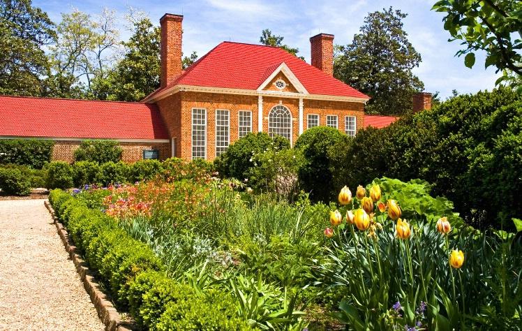 Mt. Vernon Flower Garden