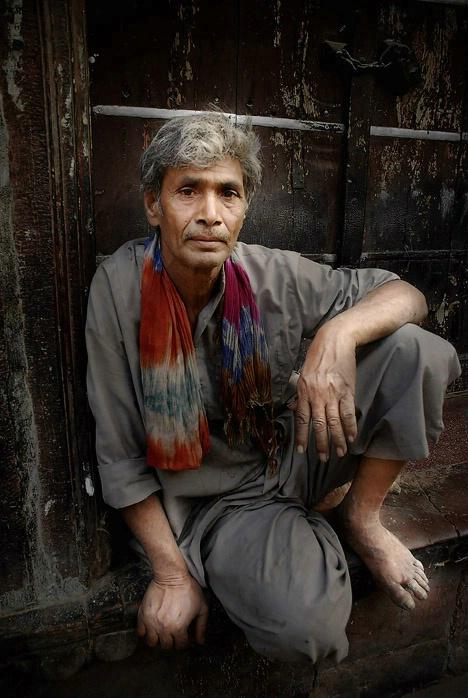 Portrait Of A Simple Man