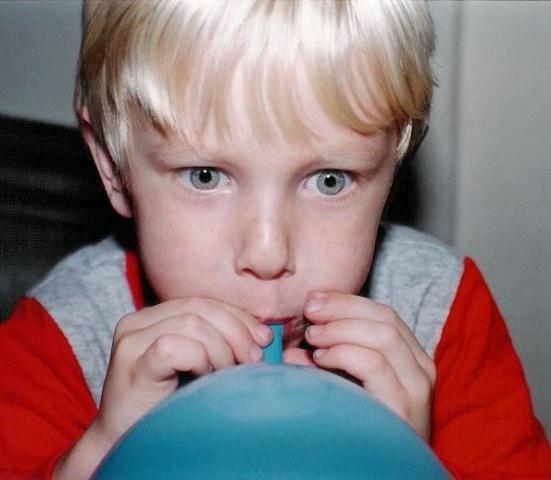 Bryan & Balloon