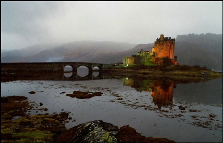 Elien Donan Castle