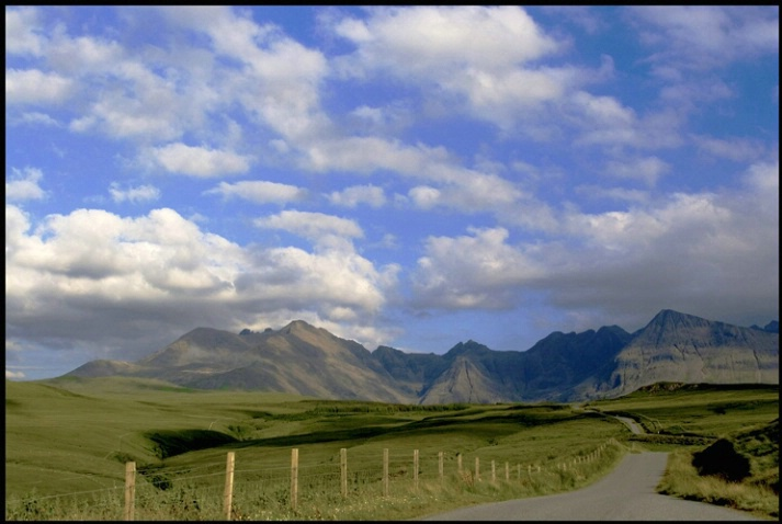 road to the cullin clouds