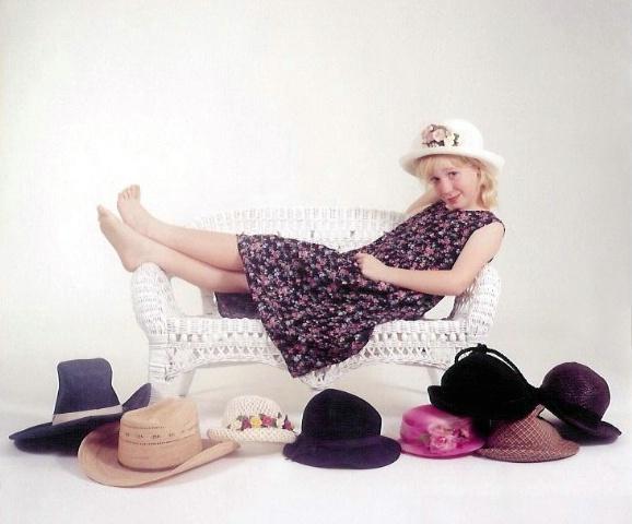 Hats hats everywhere...