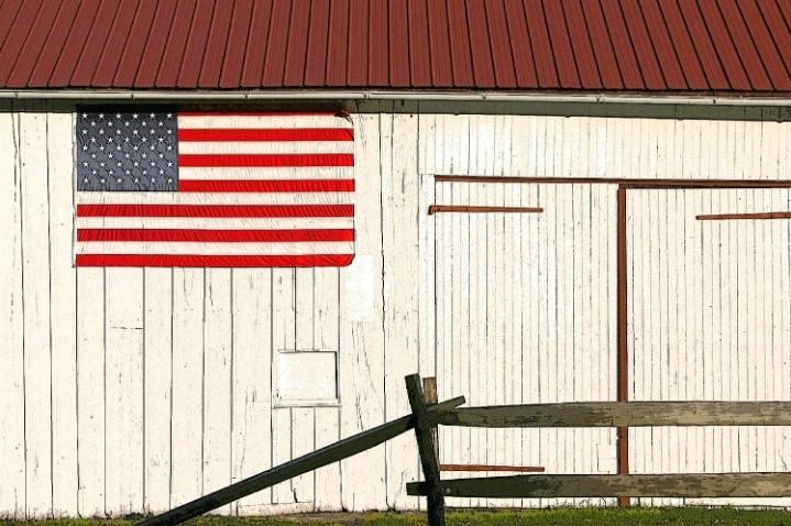 Barn Flag