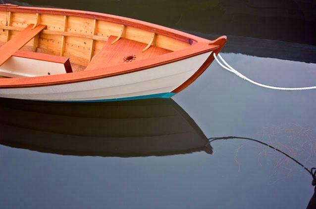 Boat in Still Water