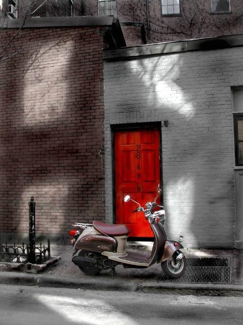Vesper ,Beacon Hill, Boston