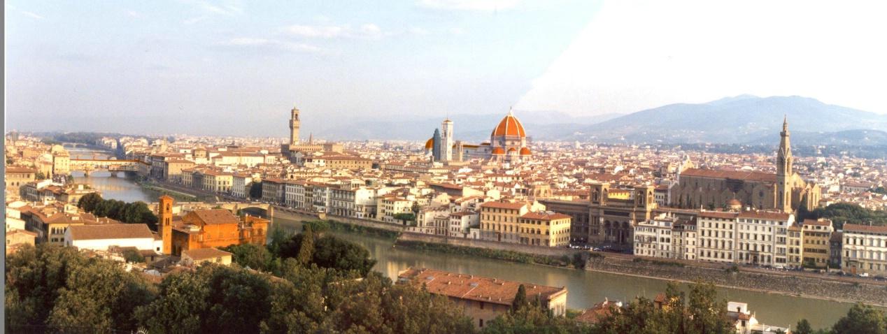 Florence,Italy   Photomerge