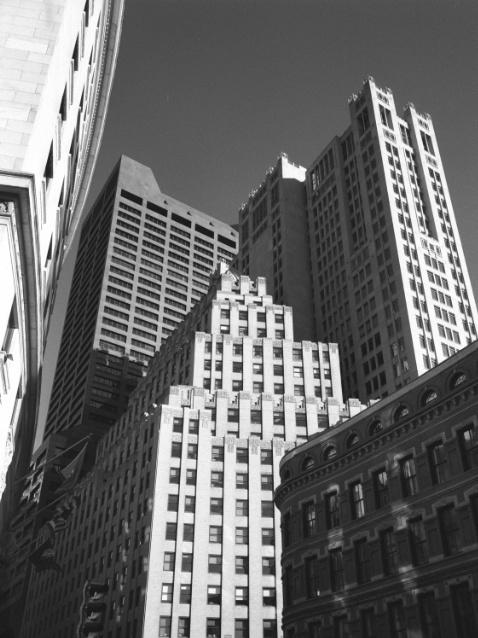 Franklin St. Tri-Buildings ,Boston