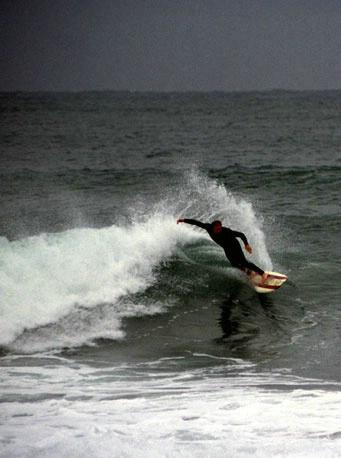 Mooloolooba Surfer