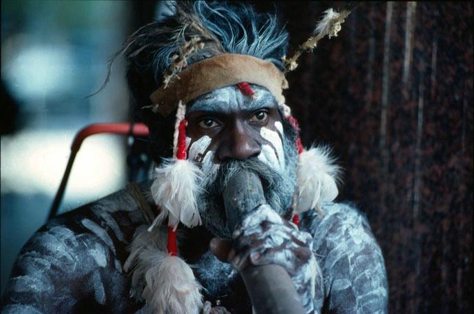 Australian aboringee