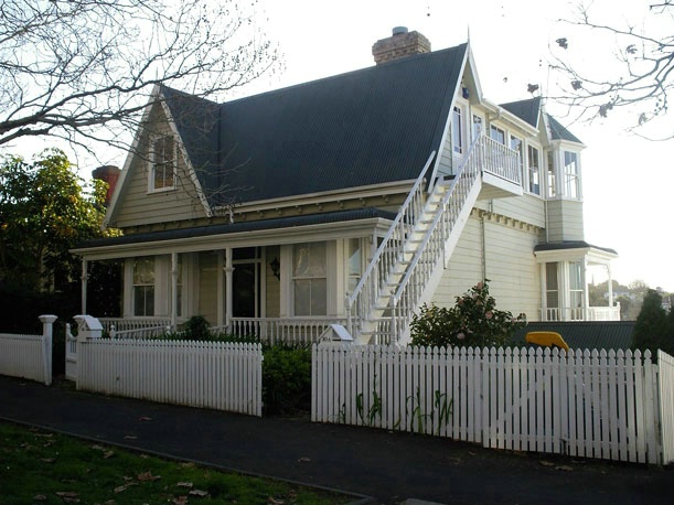 2 Storey Villa Freemans Bay Auckland New Zealand