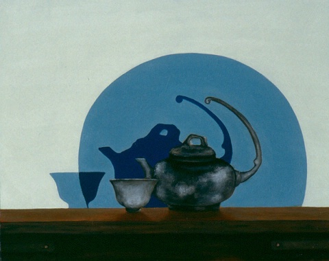 Blue Moon Tea Ceremony SOLD