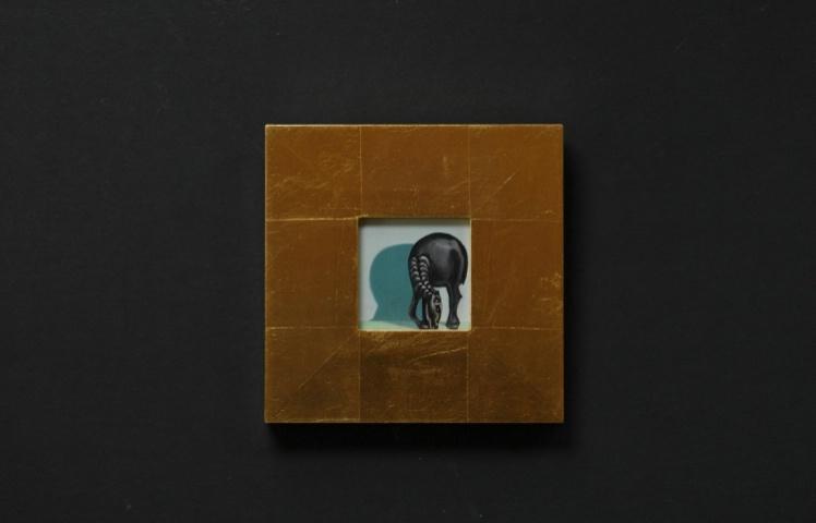 Netsuke Horse