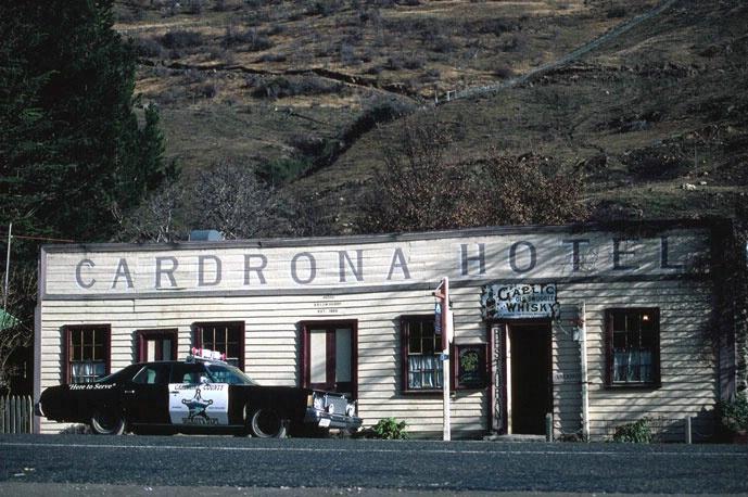Cardrona Hotel New Zealand