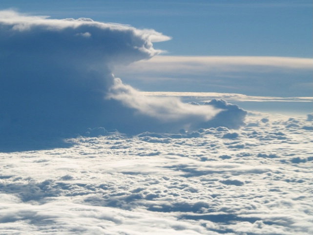 Clouds over Texas, 2006