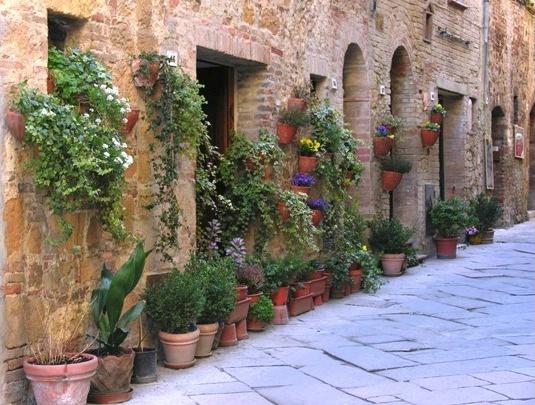Pienza Garden
