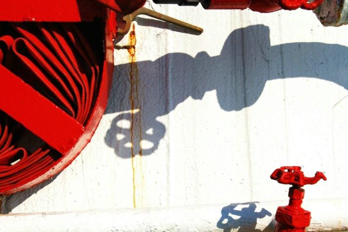 Ferry Fire Fixture