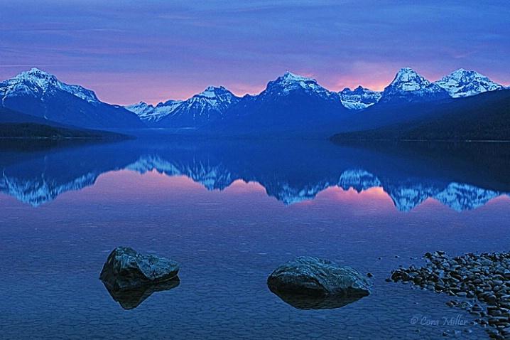 Mirror, Mirror - Glacier Nat'l Park