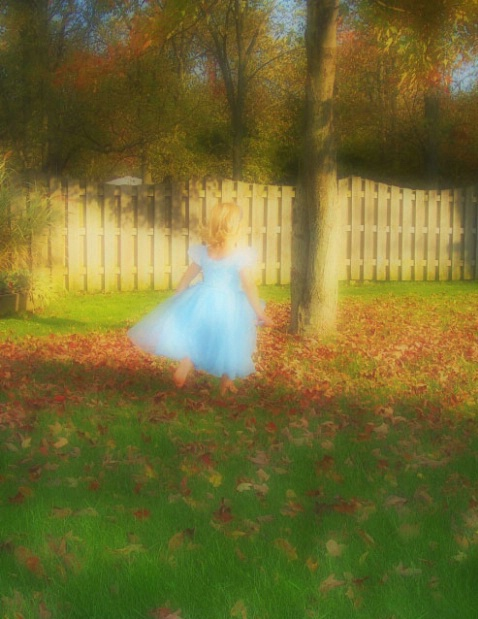 Dancin' In The Leaves
