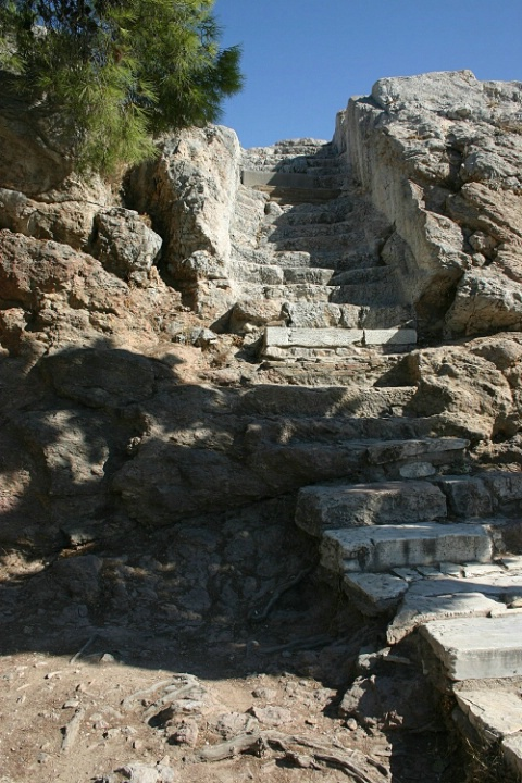 SOCRATES STAIRS