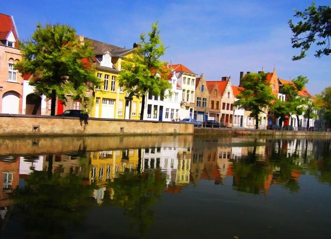 Bruges Morning
