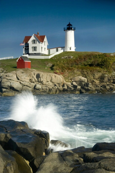 Lighthouse, York, ME