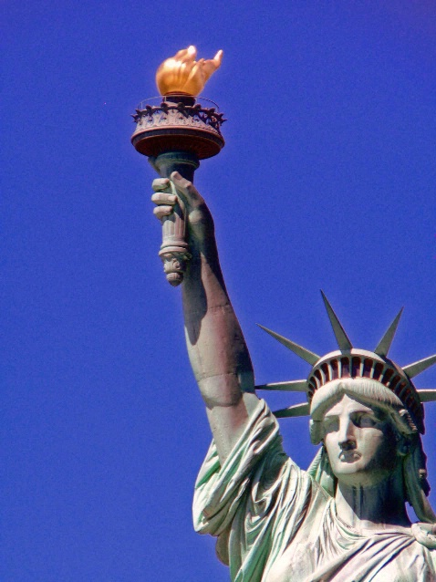 Statue of Liberty, New York, NY