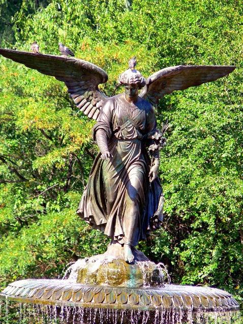 In Central Park, New York, NY