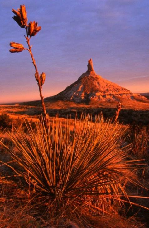 Chimney Rock - Bayard - Nebraska