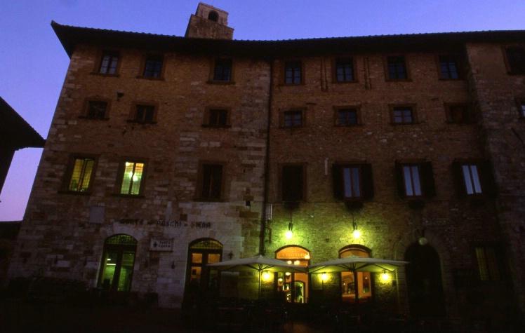 Hotel Leon Bianco - San Gimignano - Tuscany