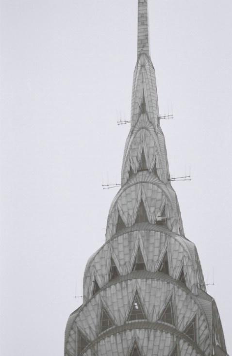 Chrysler Building - New York City