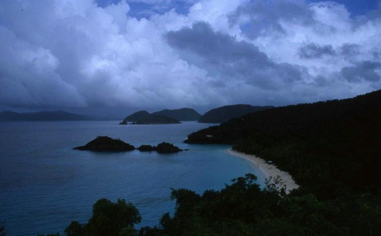 Trunk Bay - St. John - U.S. Virgin Islands