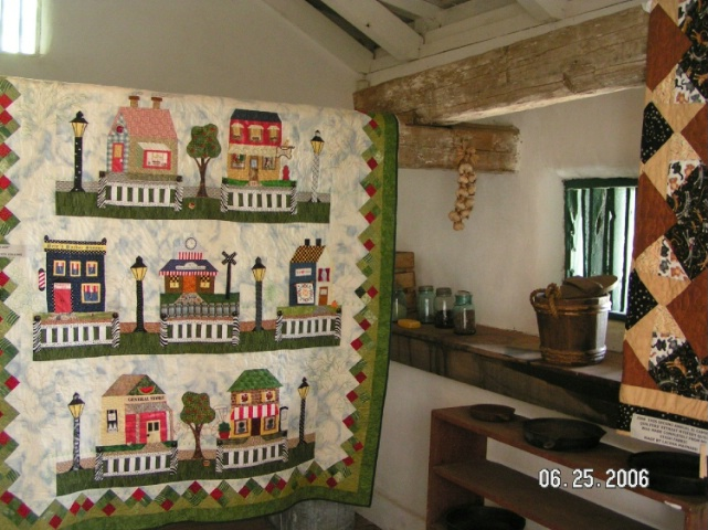 Rancho Guajome Quilt Show