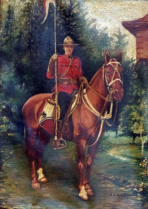 RCMP Constable