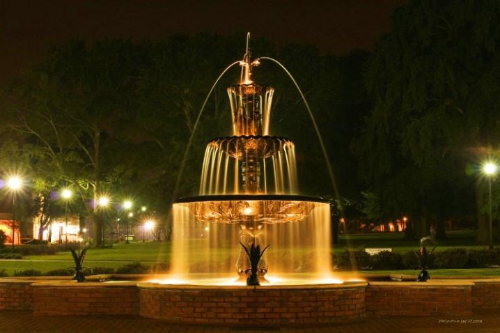 ASU Fountain