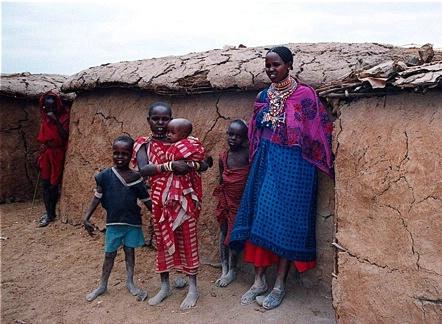 The Masai People