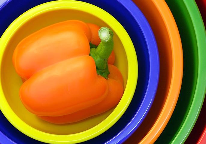 ~Colourful Capsicum~