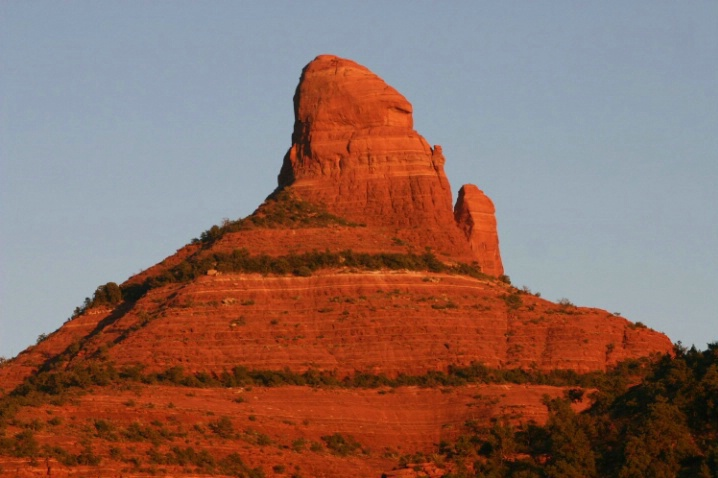 Sedona at Sunset