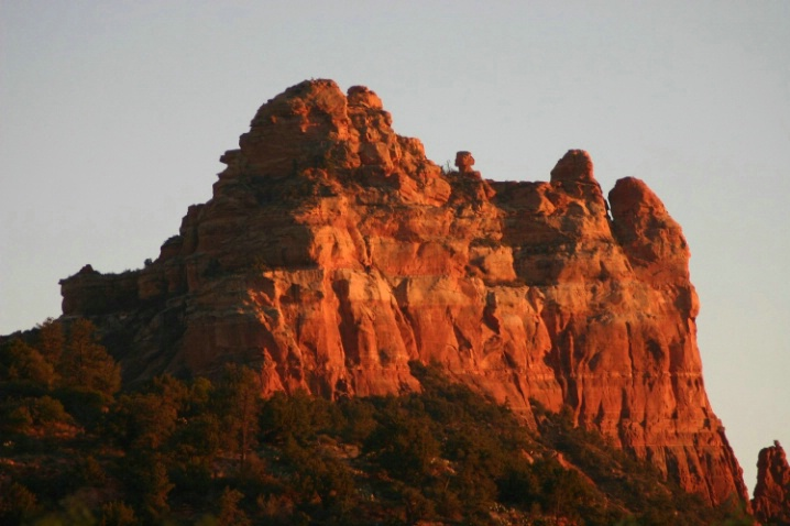 Sedona at Sunset 2