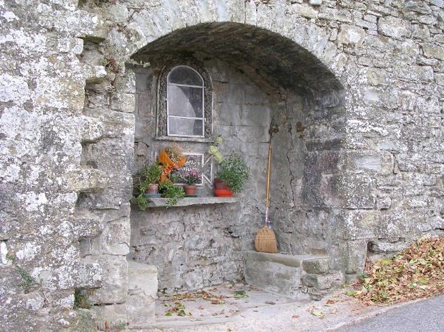 Grotto - Cortona - by Barb Lightner