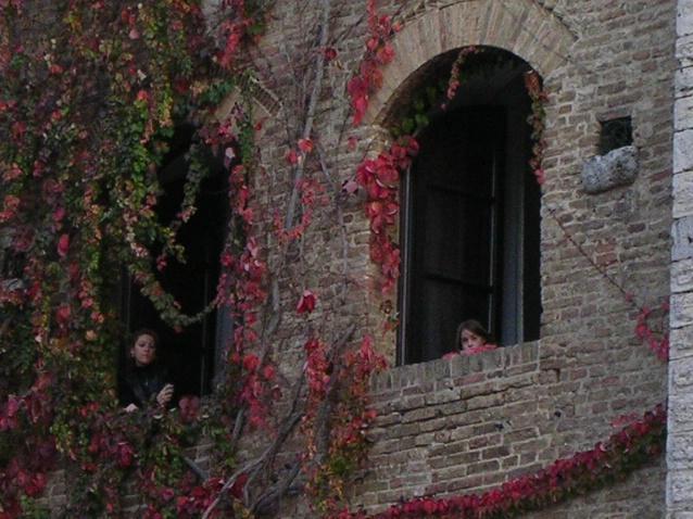 Hotel La Cisterna-San Gimignano by Barb Lightner