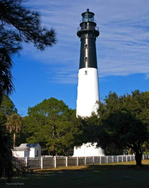 Huntington Island Lighthouse