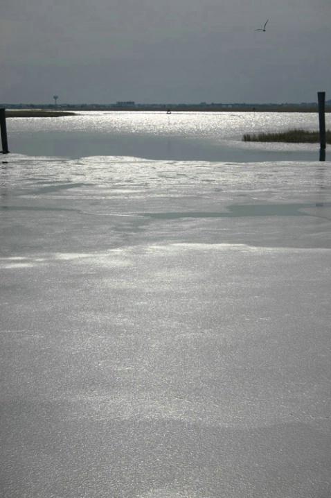 Frozen Channel