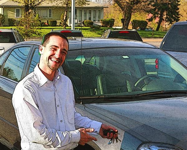 My New Car Salesman