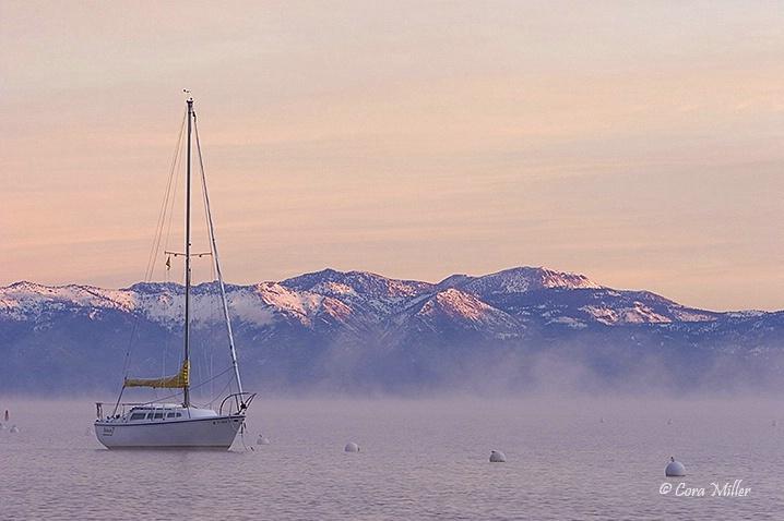 Greet the Day - Lake Tahoe