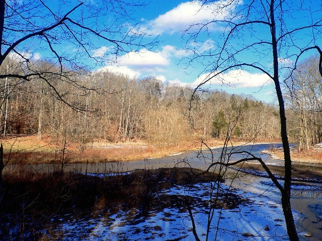 In Spring Mill State park, IN
